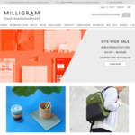 15% off Site-Wide Milligram.com - World Productivity Day