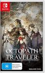 Octopath Traveler (Switch) - $69 Delivered @ Amazon Australia