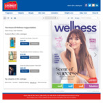 1/2 Price RRP Swisse Supplements + Skin Care, Simple, OGX 40% off A'kin Skincare @ Chemist Warehouse