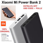 [eBay Plus] Xiaomi Mi Power Bank 2i 10000mAh Portable Quick DUAL USB Charger Battery $18.50 Delivered @ Perfect_cart eBay AU