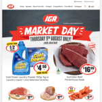 [VIC] IGA Today Only: Emporia 3ply Toilet Paper 24pk $5.99 ($0.25/Roll, $7 @ Big W), Don Skinless Frankfurts/Cocktails $5.99/kg