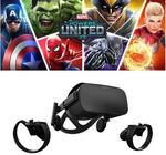 Oculus Marvel Powers United VR Special Edition Rift + Touch - PC (Limited Edition) $603.66 Delivered @ Newegg