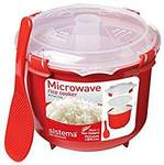 Sistema Microwave Rice Steamer, $5.00 + Delivery (Free with Prime / $49 Spend) @ Amazon AU