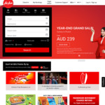 Air Asia from Sydney to New Delhi, India from $252 One Way - Dates in Jan/Feb/Mar/April/May 2019