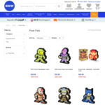 Pixel Pals: Light up Pixel-Art Characters $10 (Was $15) @ Big W