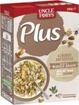 ½ Price: Uncle Tobys Plus 690-820g $3.50, Chobani FIT Yoghurt Pot 170g $1.12 @ Woolworths