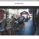 SIRSOCK - Save 15% on Any Order over $15 - Dapper Men's Socks