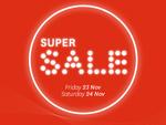 [NSW] Stocklands Wetherill Park - Super Sale (Fri 23 & Sat 24 Nov)