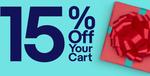 15% off Sitewide (Max Discount US $100) @ eBay US (via App)