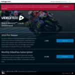 MotoGP/WorldSBK - VideoPass off Season €0.99ea (~ AU $1.65)