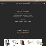 Bang & Olufsen Beoplay H5 $285, H4 $299, P6 $449, Earset Wireless $336 with Free Shipping @ Premium Sound
