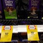 [SA] Cadbury Dairy Milk with Kettle Sea Salt & CC's Original - $0.10 @ Coles Rundle Mall