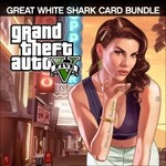 [PS4] Grand Theft Auto V & Great White Shark Card Bundle US $14.99 (~ AU $20.88) (Was US $49.99) @ US PlayStation Store