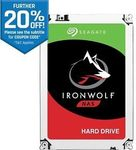 Seagate Ironwolf 8TB NAS HDD $300, Xbox One S Wireless Controller Black $63.20 Delivered @ Futu eBay