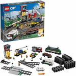 LEGO City Cargo Train 60198 - $186.75 Delivered @ Amazon AU