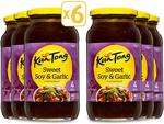 KAN TONG Cooking Sauce Sweet Soy Garlic x 6 Jars $3.49 Delivered @ Amazon AU