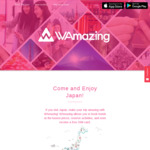 Free 15 Day 500MB Data Sim Card for Japan - WAmazing