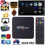 MXQ PRO S905W Nougat Android 7.1 Smart TV BOX 4K Media Player MINI PC Wi-Fi $29.19 Delivered @ peterzhong2011 eBay