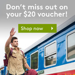 Free $20 Voucher from Kathmandu for Club Members (Min $20 Spend)