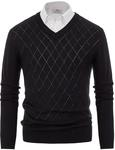 Men's Formal Trousers & Men's Knitted Sweater US $9.99 (AU $14.46) + Free Shipping @ PJ Paul Jones