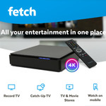 Fetch TV Mighty $265.05 (Refurb) and Fetch Mini $122.55 (Refurb) Delivered @ Fetch eBay
