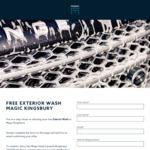 [VIC] Free Exterior Car Wash (Normally $22-$29) @ Magic Hand Carwash Kingsbury
