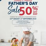 50% off RRP on Sunbeam & Foodsaver Range @ Sunbeam (PayPal Required)