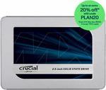 "Crucial MX500 SSD 500GB $84, 1TB $159.20, Samsung U28E590D 28"" LED 4k $319.20 + Delivery ($0 with eBay Plus) @ Futu Online eBay"