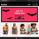 Win Your Shopping Cart & Other Discounts @ Bonds
