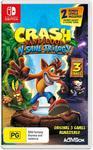 [Switch] Crash Bandicoot N. Sane Trilogy $39 Delivered @ Amazon AU