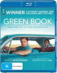 Green Book (Blu Ray) $9.26 + Delivery ($0 with Prime/ $39 Spend) @ Amazon AU