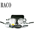 Raco 6pc Special Edition Cookset - Lifetime Warranty - $99 + $15 Delivery – Limit 2 per customer