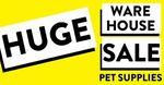 [VIC] Pet Supplies Warehouse Sale (Dog Beds $10, Toys $3, Dog Bowls $3, Cat Scratchers $20, etc) @ Pet Imports Altona