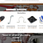 Free Delivery for Orders over $50 @ Plumbers HQ