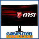 "31.5"" MSI OPTIX MAG322CQRV 2K Curved Gaming Monitor $559.20 + $15 Shipping ($0 with Plus) @ Computer Alliance eBay"