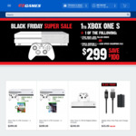 Xbox One S 1TB + Star Wars Jedi : Fallen Order OR Forza Horizon 4 + Lego Speed Champions DLC $299 @ EB Games
