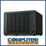 [eBay Plus] Synology 5-Bay NAS DS1019+ $891.65 Delivered @ Computer Alliance eBay