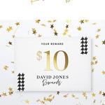 Free $10 Gift Card + 60% off Dinner Sets @ David Jones