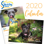 2020 Rescued Dog/Cat Calendar $10 (Was $20) + Delivery @ Save-A-Dog Scheme