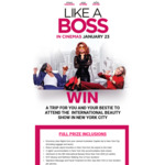 Win a Trip for 2 to New York Worth $9,000 from Daily Mail Australia
