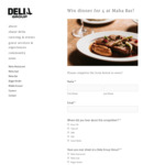 Win Dinner for 4 at Maha Bar (Melb) from Delia Group