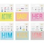 10% off The Active Card, The Baby Card, The Her Card, The Him Card, The Kids Card & The Home Card Gift Cards @ Coles