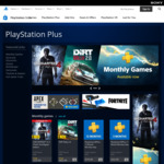 [PS4] PS Plus April 2020 - Dirt Rally 2.0 & Uncharted 4: A Thief's End