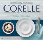 Corelle Dinner Set 16 Piece $36 (Was $59.95) @ Woolworths