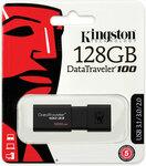 Kingston 128GB USB 3.0 DataTraveler 100 G3 $30 Delivered @ Australia Post
