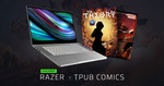 Win a Razer Blade 15 Studio Edition Gaming Laptop from Razer
