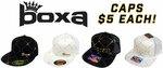 Boxa Flexfit and Trucker Caps $5 (Were $49.95) + Freight @ Madison Sport