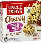 Uncle Tobys Muesli Bars 6 Pack $1.94 (S&S) + Delivery ($0 with Prime/ $39 Spend) @ Amazon AU