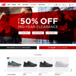 [NSW] New Balance Outlet, Auburn, Additional 40% off