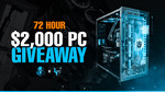 DNP3 and Ranger 72 Hour $2500 High End Gaming PC Giveaway